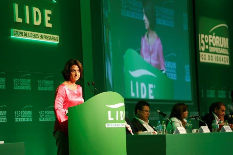 Paula Bellizia, CEO da Microsoft Brasil/ Foto: Gustavo Rampini