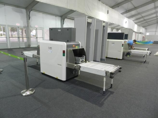 Nuctech Scanners