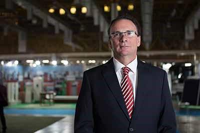 Ricardo Guggisberg, presidente da ABVE