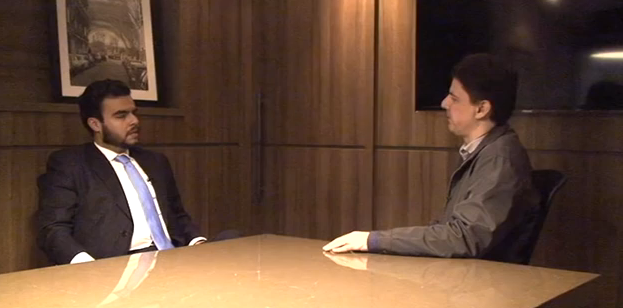 Thiago Ayres: recuperação da economia é projeto desafiador