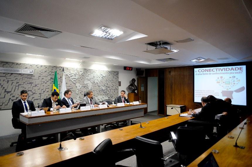 Imagem: Pedro França/Agência Senado