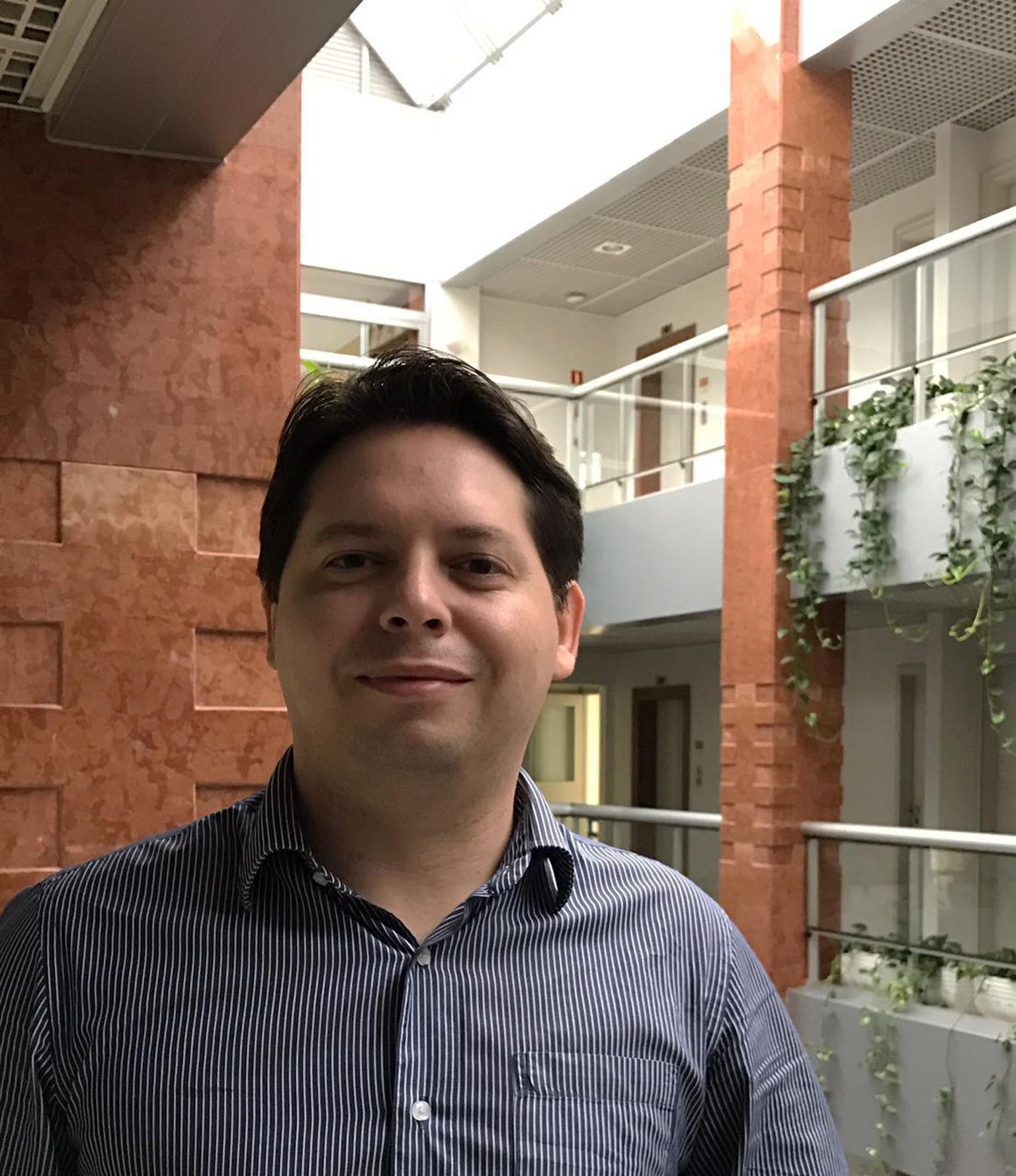 Marco Aurélio Pitta é gerente de contabilidade e tributos do Grupo Positivo  Foto: Divulgação