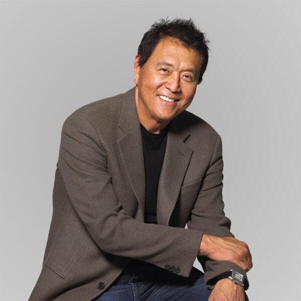 """Robert Kiyosaki, autor do livro """"Pai Rico, Pai Pobre"""""""